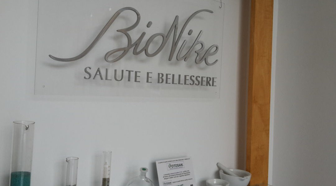Tinteggiatura ecoattiva presso Bionike