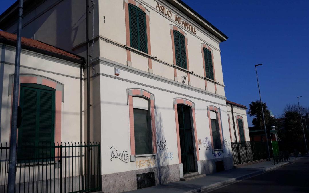 Scuola Materna Giovanni XXIII Testimonianza Aumento Presenza Bambini